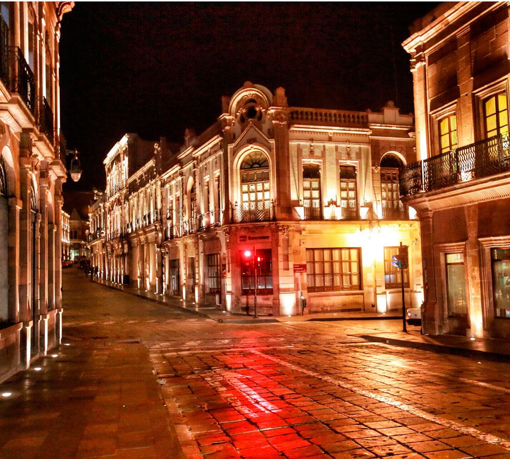 Centro Hist Rico Ayuntamiento Zacatecas
